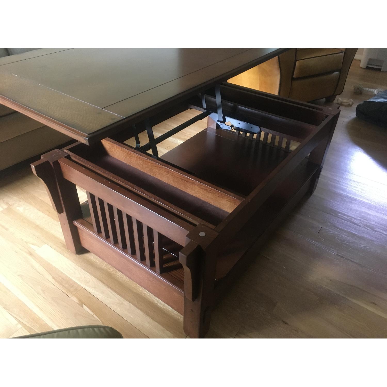 Rooms To Go Lift Top Coffee Table Aptdeco