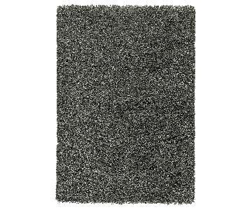 Ikea Dark Grey Area Rug