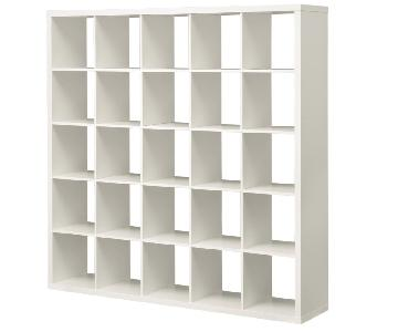 Ikea Kallax Shelving Unit w/ Doors