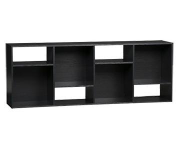 Crate & Barrel Shift TV Media Console/Bookshelf