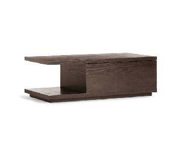 West Elm Sliding Coffee Table
