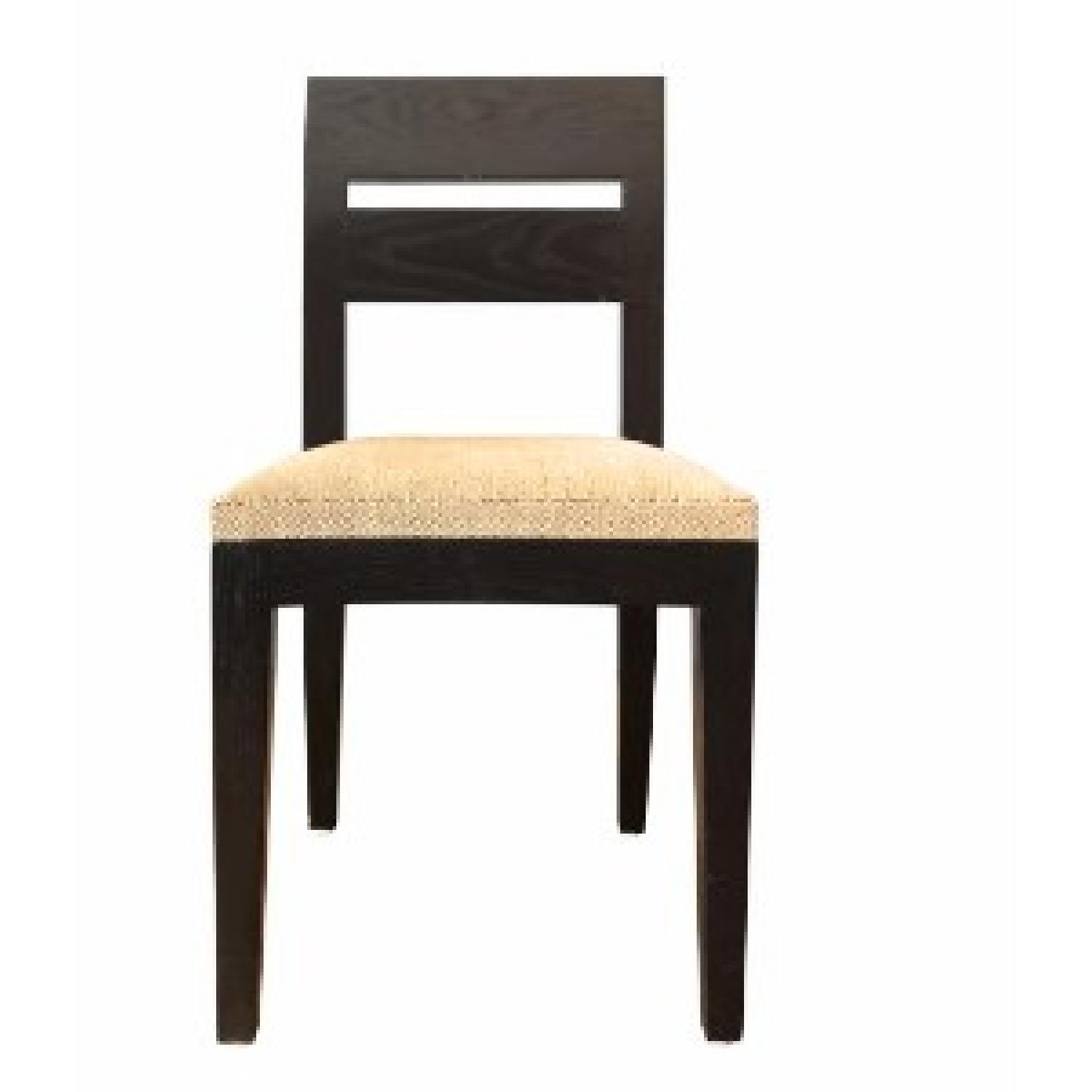 Holly Hunt Christian Liaigreu0027s Dining Chairs ...