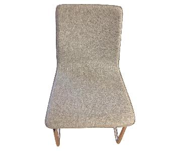 Room & Board Fabric Dining Chair