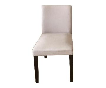 West Elm Porter Dining Chairs