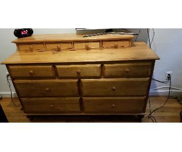 Bigs Furniture 11-Drawer Dresser