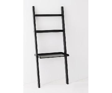 EQ3 Black Ladder Desk