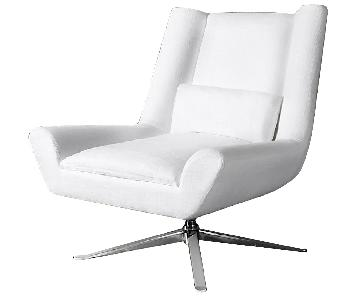 Restoration Hardware Luke Swivel Chairs
