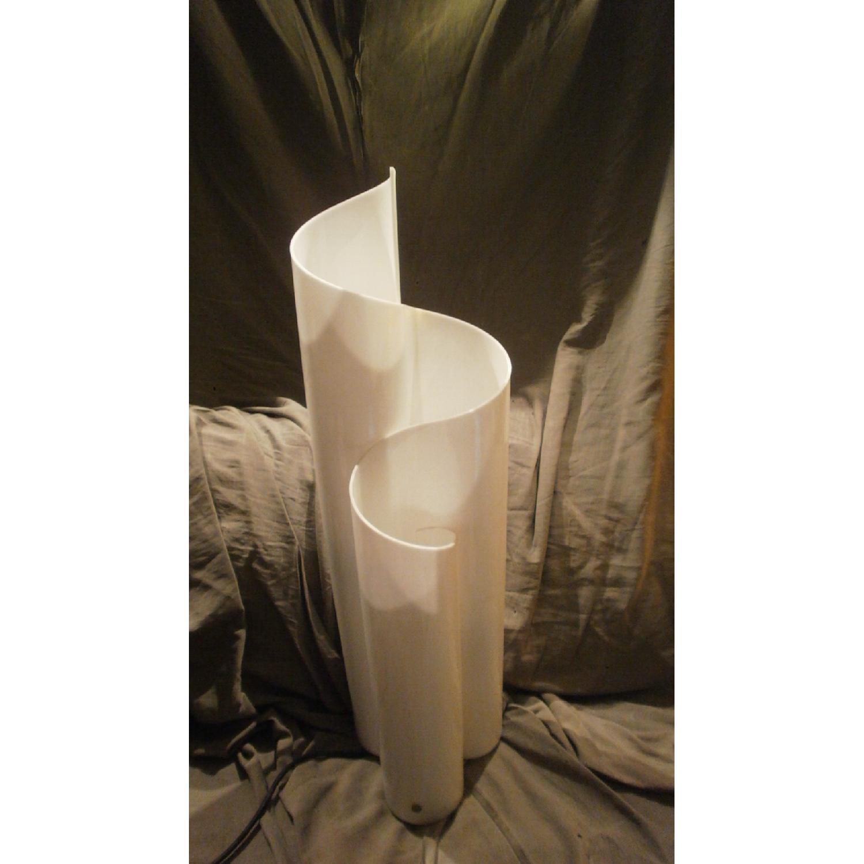 Artemide Vico Magistretti Mezzachimera Lamp - image-1