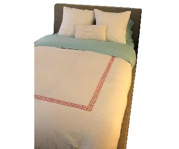 Room & Board Queen Size Bed