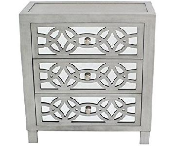 Willa Arlo Interiors Irvin 3 Drawer Accent Chests