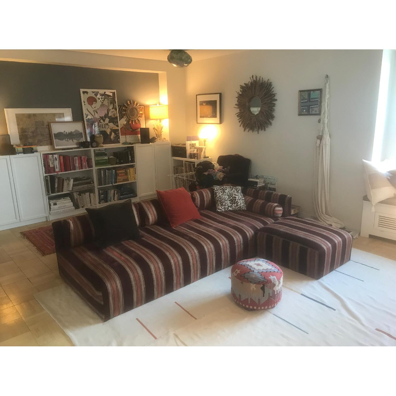 Loree Custom L Shaped Sectional Sofa - AptDeco