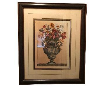 Waverly Wall Art Antiques Vase I & II- Series 419 & 421