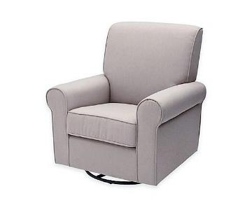 Buy Buy Baby Upholstered Recliner