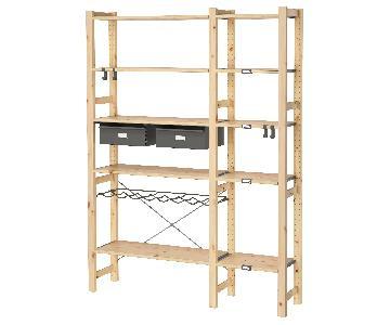 Ikea Ivar Storage Combination w/ Drawers