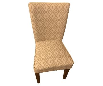 Stylecraft Designs Upholstered Desk/Dining Chair