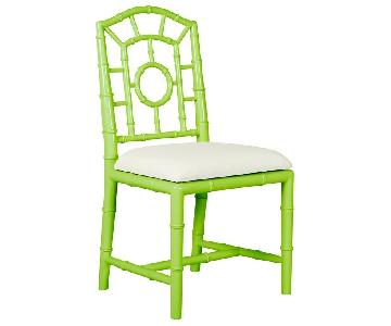 Bungalow 5 Chinoiserie Chippendale Side Chair