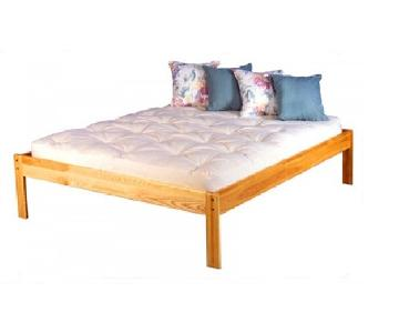 Fly By Night Yarmouth Solid Ash Full Size Platform Bed