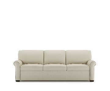 Bloomingdale's American Leather Queen Sleeper Sofa