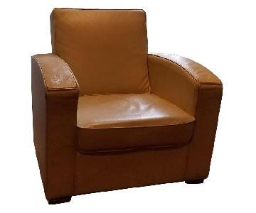 BoConcept Leather Arm chair