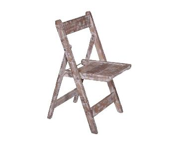 Designe Gallerie Morgan Folding Chairs