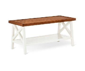 Target Entry Way Bench