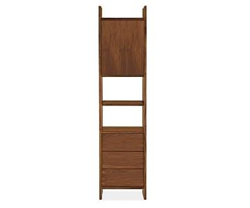 Room & Board Addison 3 Drawer Bookcase