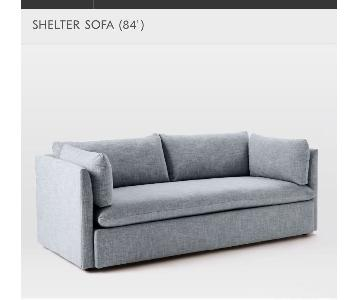 West Elm Shelter Sofa