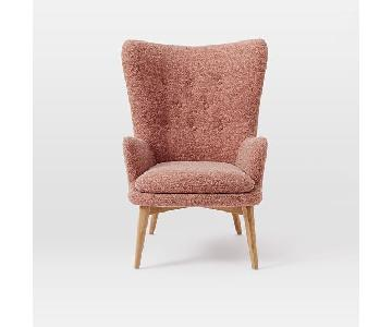West Elm Niels Wing Chair