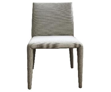 B&B Italia Upholstered Accent Chair