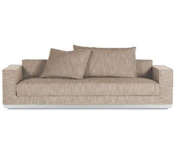 Design Within Reach Havana Full Sleeper Sofa w/ Storage