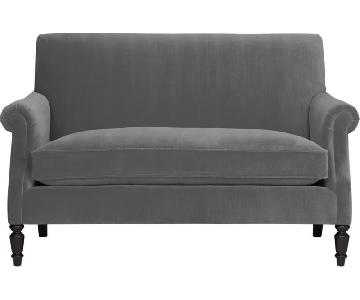 Crate & Barrel Suffolk Settee