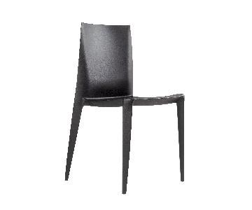 Heller Inc Bellini Black Indoor/Outdoor Chairs