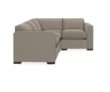 Room & Board Ian Sleeper Sectional Sofa