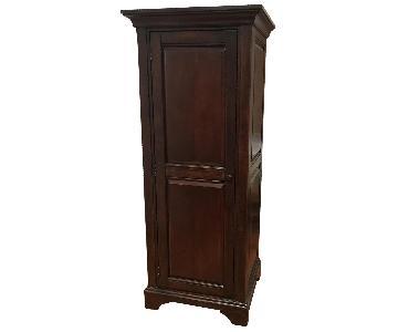 Solid Wood Custom Built Armoire