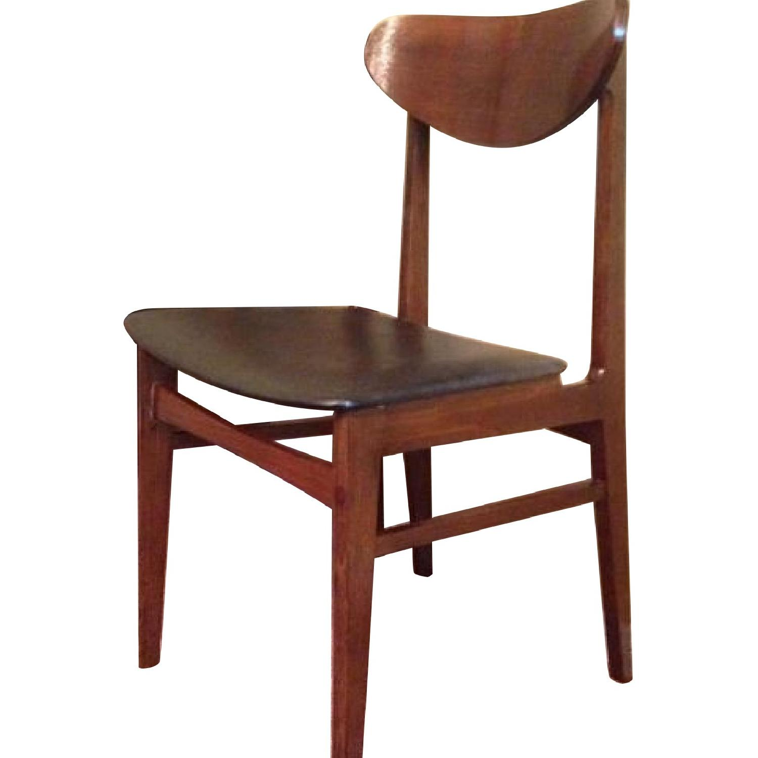 Vintage Mid Century Dining Chairs ...