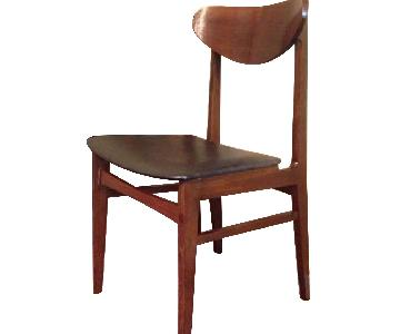 Vintage Mid Century Dining Chairs