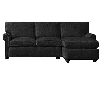 Restoration Hardware The Petite Lancaster Sectional Sofa