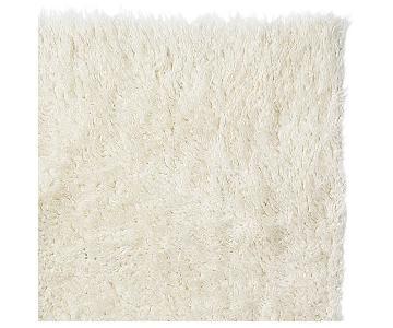 Handwoven Wool Flokati Shag Rug