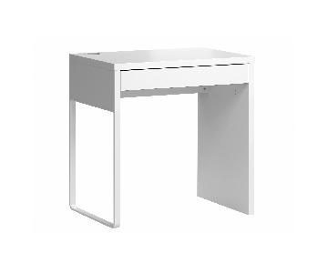 Ikea Micke Desk & Tobias Chair