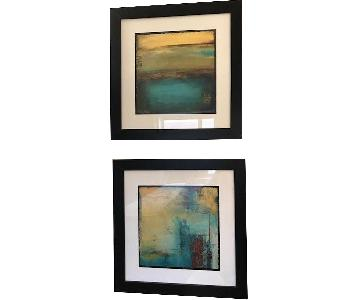 HomeGoods Serene Art Pieces