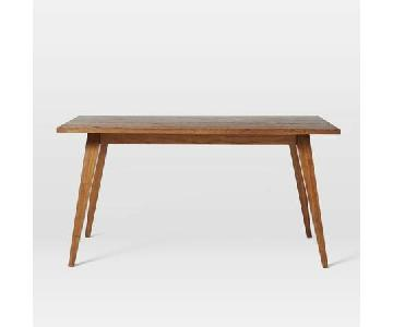 West Elm Versa Table w/ 4 Cafe Chairs