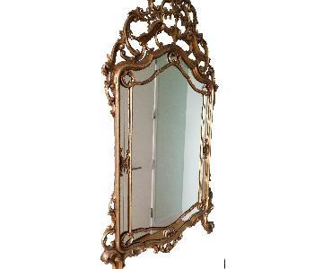ABC Carpet and Home Vintage Art Nouveau Mirror