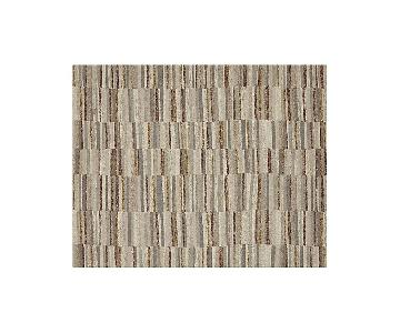 Crate & Barrel Ceres Desert Beige Rug