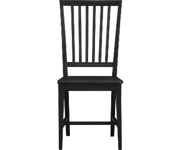 Crate & Barrel Village Dining Chairs