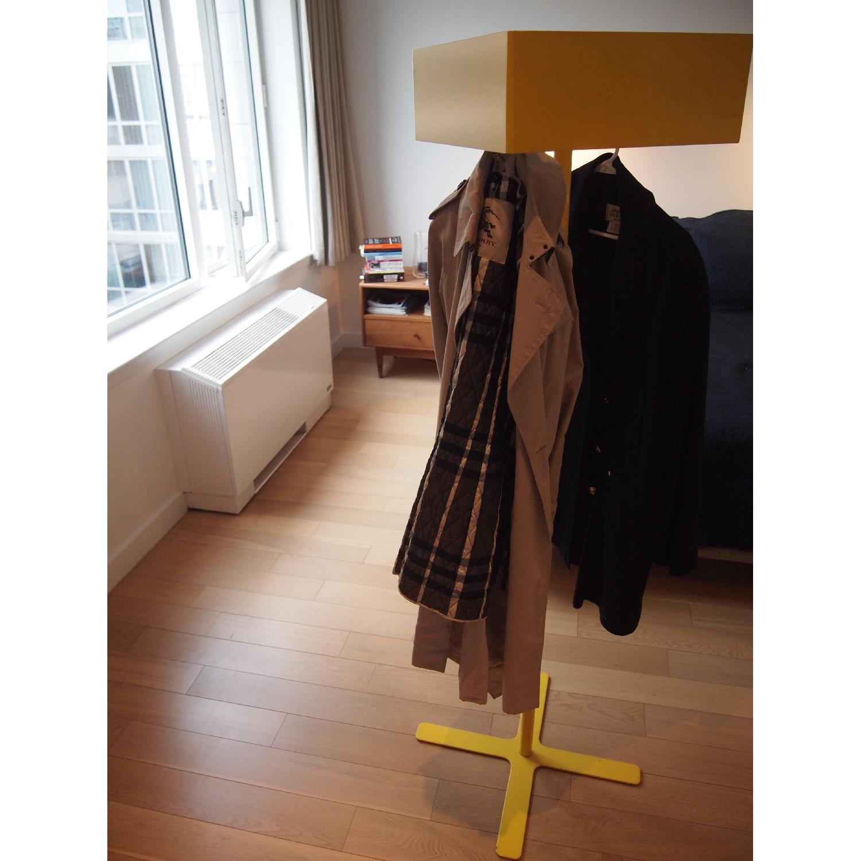 CB2 Coat Rack in Yellow - image-3