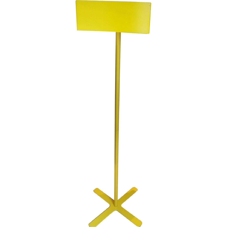 CB2 Coat Rack in Yellow - image-0