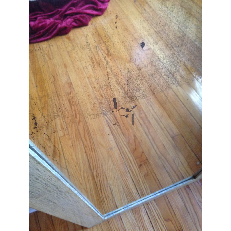 Antique Farmhouse Distressed Floor Mirror - image-6