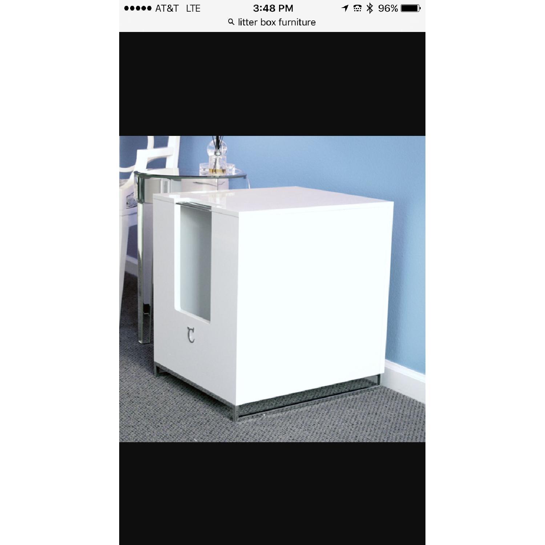Modern Litter Box furniture - image-1