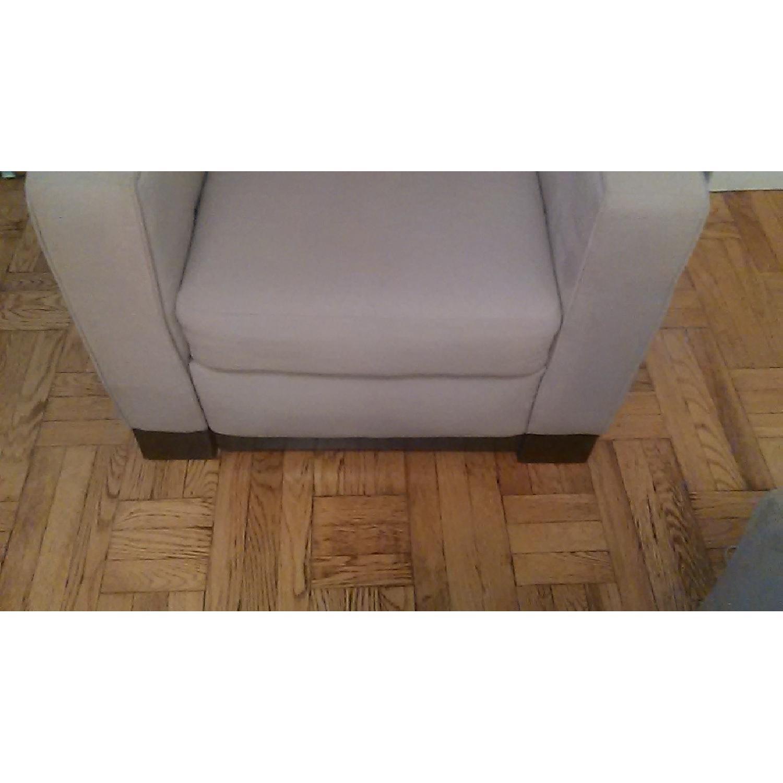 Light Brown Sofa + Armchair - image-10