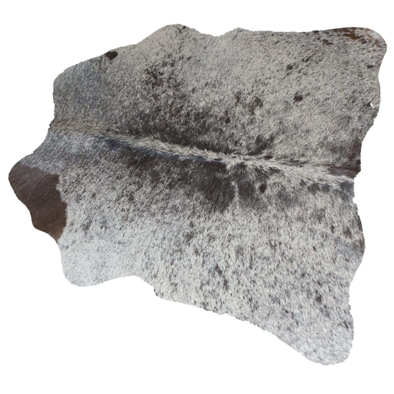 Spotted Latte Cowhide Rug - image-0